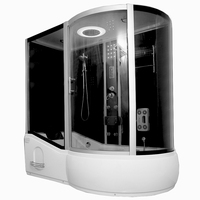 2019 New Steam Shower Prices Inflatable Adult Bath China Shower Cabin Sauna Room Steam Room With TV