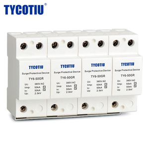 TYCOTIU Latest Technology UC 385V Achieved Class I Surge Arrestor And Protective Device