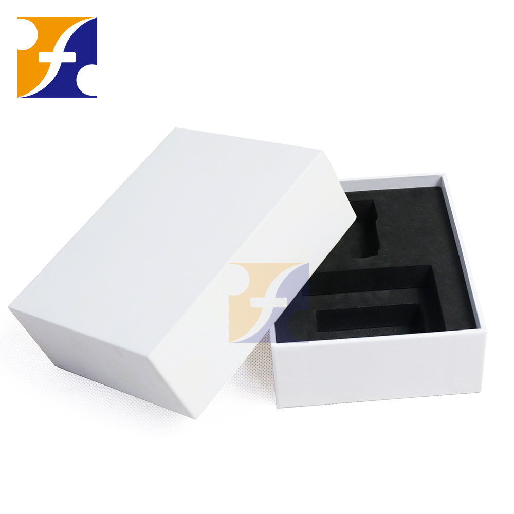 Custom Paper Cardboard Gift Box for iphone, Apple Watch, Electronics