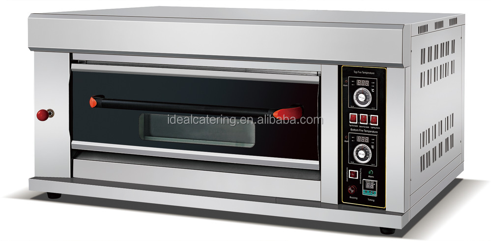 Commercial Bakery Mini Gas Baking Oven