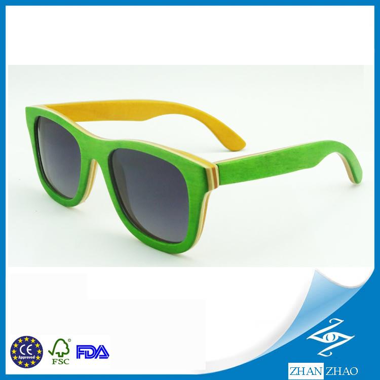 Polarized Skateboard Wood Sunglasses,Private Label Sunglasses ...