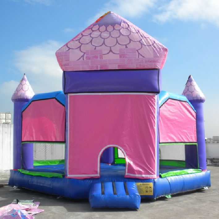 module inflatable bouncer with hooks & loops fastener can fit art panels A2014