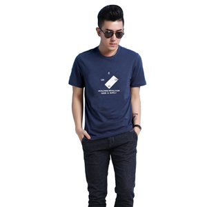 T030-001 2018 New products fancy custom printing logo for man t-shirts