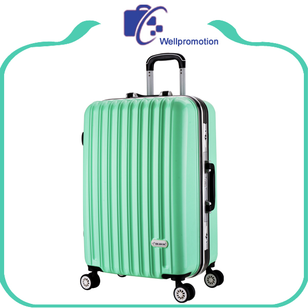 decent abs hard plastic green travel cases luggage buy. Black Bedroom Furniture Sets. Home Design Ideas