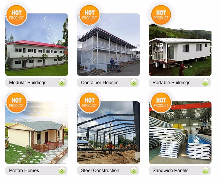 Steel Structure Metallic Buildings Frame Fabricated Construction Details  Warehouse Price
