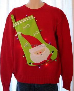 A Natale Luci Renna Di LedBuy Maglione Lampeggianti Con OiTwlZukPX