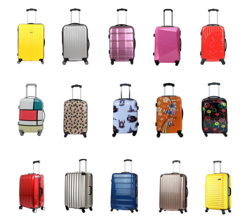 New Style Pp Four Wheels Travel Luggage Bag - Buy Travel Luggage ...