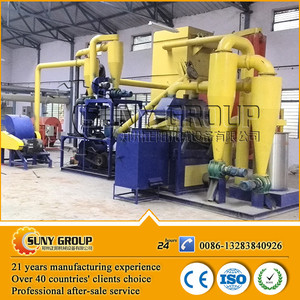 pcb gold extraction machine/e waste recycling machine for recycling PCB gold