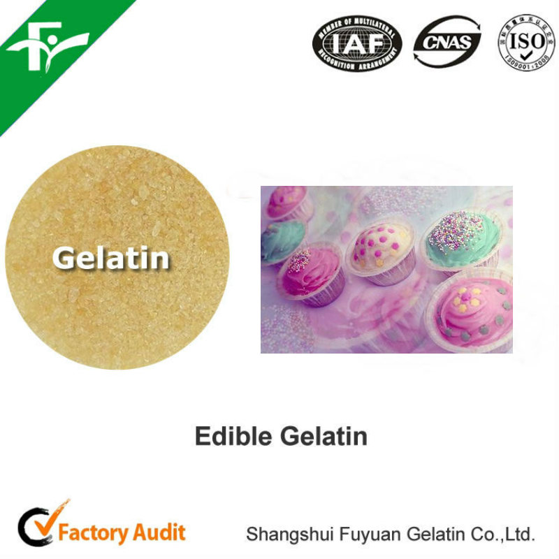 Nutrition Enhancers,Thickeners,Stabilizers Type Food Grade Gelatin Powder with Best Price