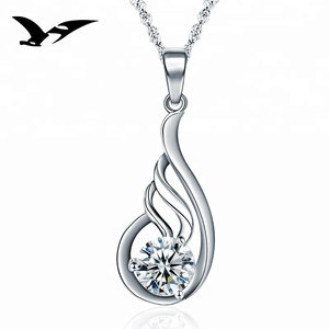 China custom made jewelry 925 sterling silver pendant for jeweler