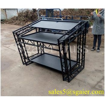Aluminum Table For Dj Booth , Dj Table Truss ,dj Truss System For Sale