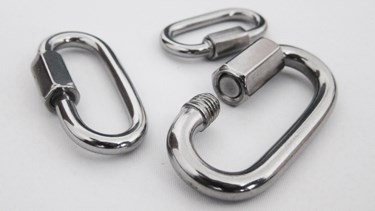 Top Quality Grade 304/316 Stainless Steel Quick Link Chain Link Fastener 4mm-12mm