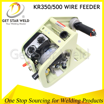Panasonic KR350/500 wire feeder for mig welding machine, View mig ...