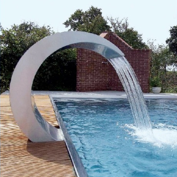Factory Supply Stainless Steel Indoor Swimming Pool Water