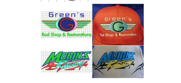 embroidery keychain digitizing services