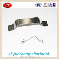 OEM&ODM custom Metal Flat Springs, torsion springs flat springs Passed ISO9001