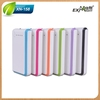 10000mAh High capacity power bank energizer for smartphone made in China