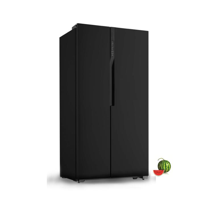 520L Hause Verwenden Double Tür Seite Durch Seite Amerikanischen Kühlschrank  Mit Gefrierfach