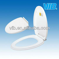New Cavalier Soft Close Toilet Seat With Chrome Hinges