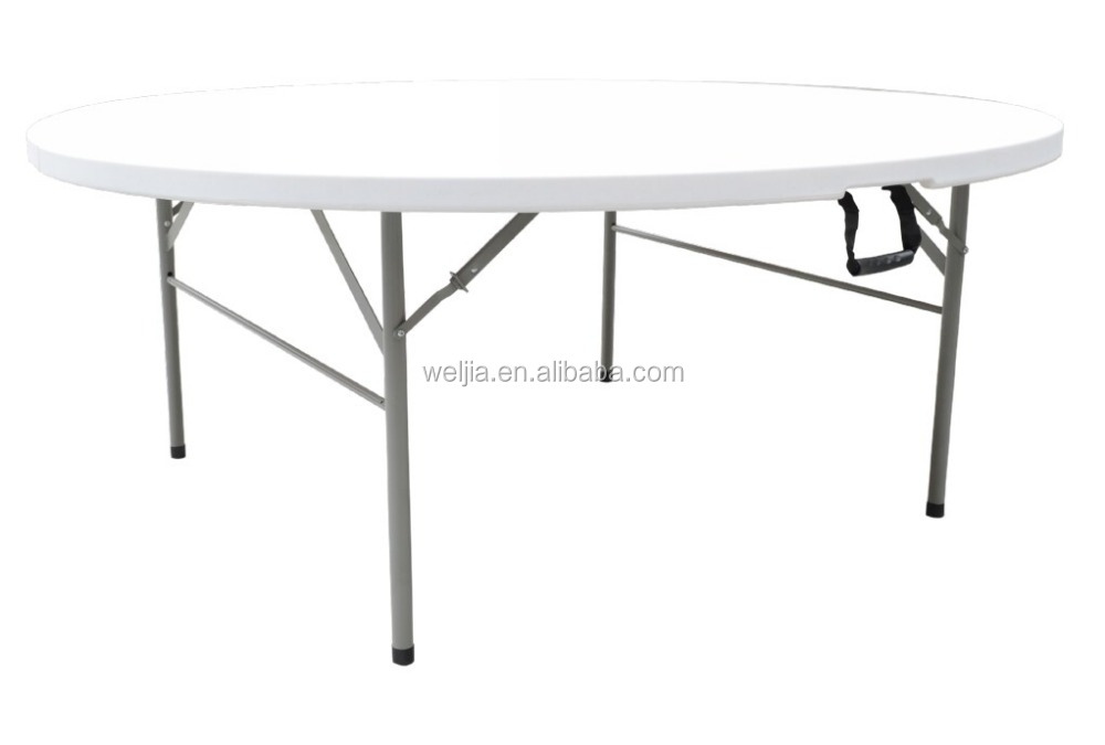 Wholesale 6 ft folding tables 6 ft folding tables for 10 foot folding table
