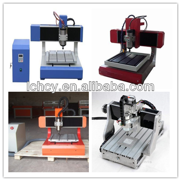 low cost copper/aluminum/pcb/pvc cnc milling machine for sale