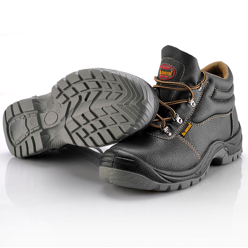 High Quality Safety Shoes Steel Toe Oil And Chemical ...