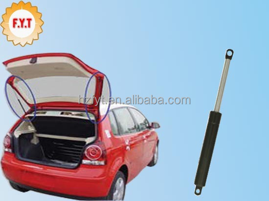 Customized easy stretch gas spring for auto car