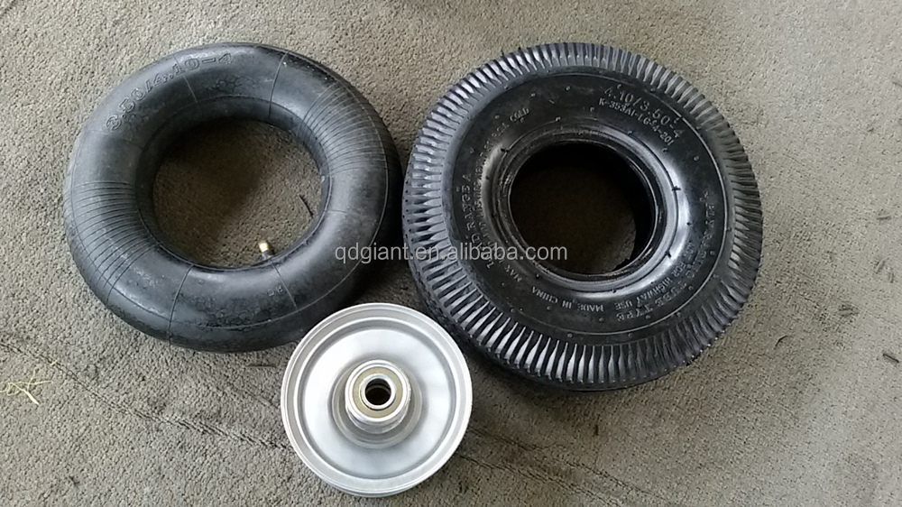Qingdao wholesale balloon wheels 3.50-4