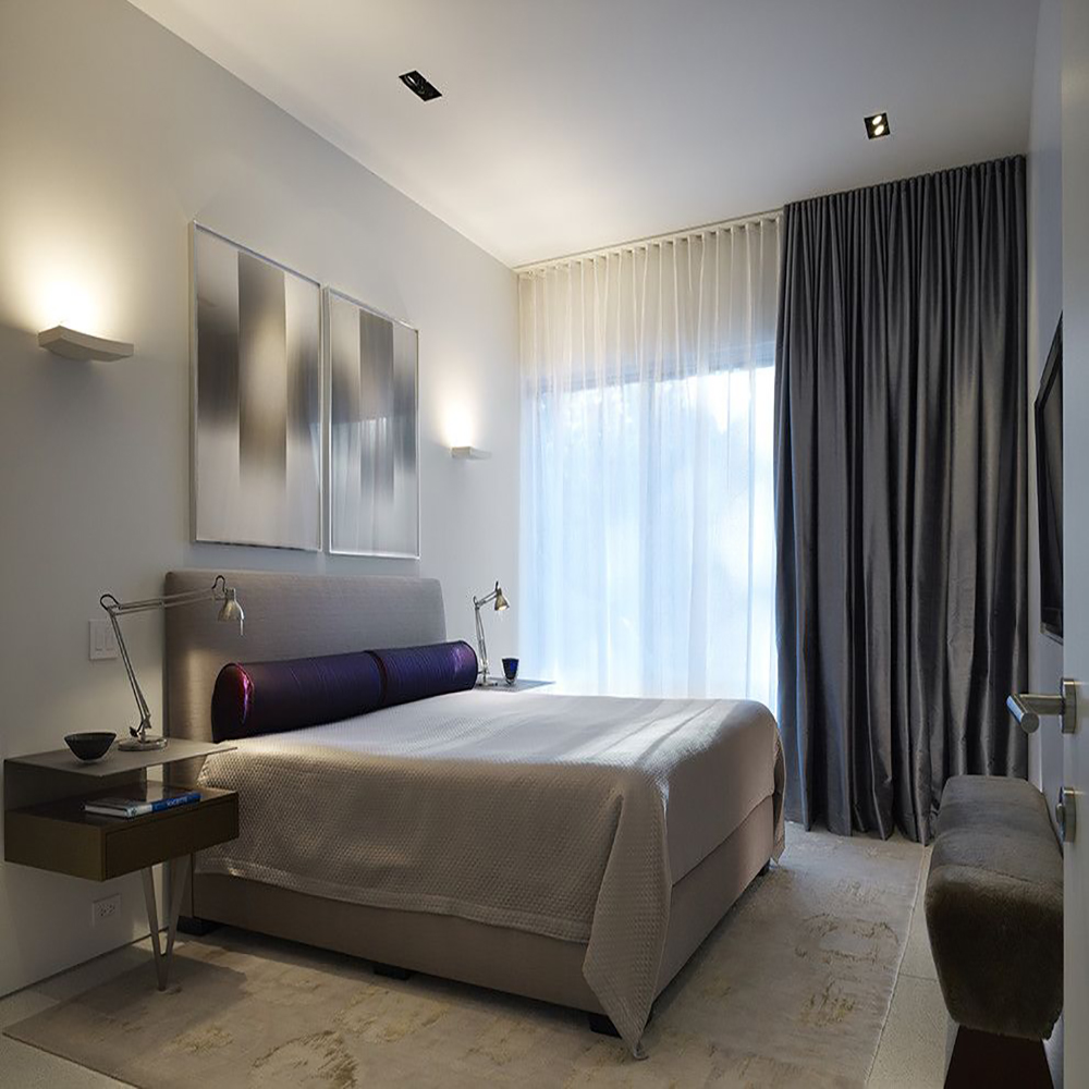 גואנגזו ספק קלאסי Blackout מיוצר וילונות עבור מלון