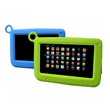 Low Radiation 7 inch android tablet pc RK3126 quad core for children Build-in education/game apps