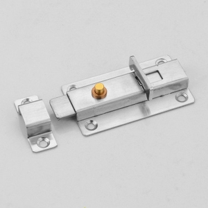 Stainless Steel 3 And 4 Inch Latch Barrel Tower Lock Bolt