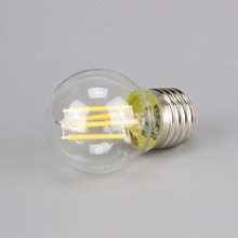UL listed 2w 4w 2400k warm white led filament g45 light bulb for residential