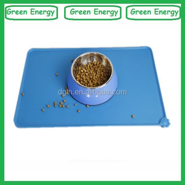 Factory manufacture high quality hot sell silicone pet mat