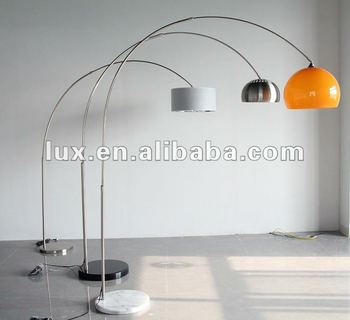 Charming Fishing Arc Floor Lamp