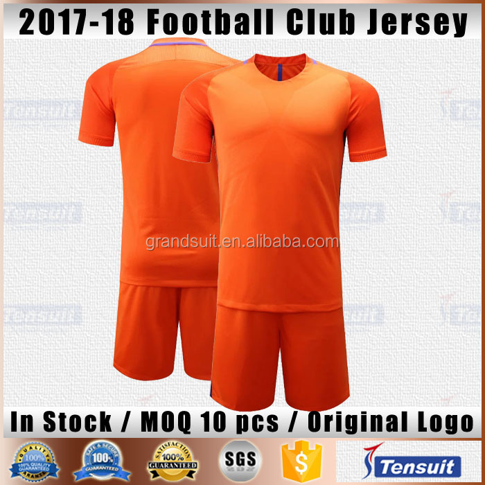 Design your own team blank custom youth soccer jersey top thai quality football shirt maker soccer jersey