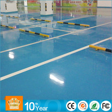 Crown Paint industrial Water based epoxy resin epoxy flooring paint coating for warehouse floor