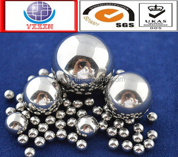 Durable 1.8mm 2mm 3mm 4mm 5mm stainless steel ball aisi 304HC 316L