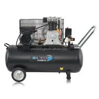 3hp 100l italian type piston reciprocating air compressor 250l/min