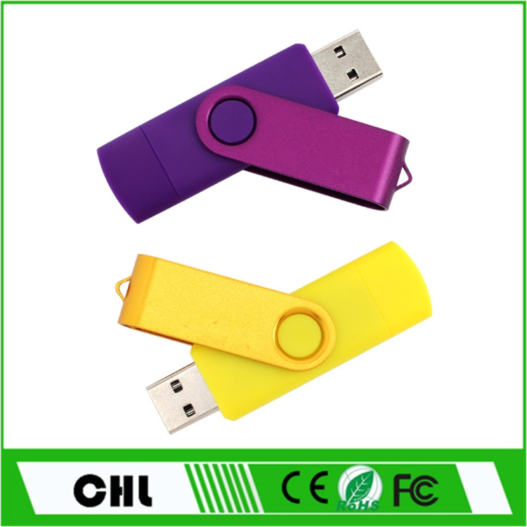 Bulk buy from china 8GB 16GB 32 GB 64 GB 128 GB Swivel USB 2.0 OTG USB Flash Drive