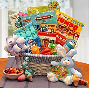 Cheap gift easter basket find gift easter basket deals on line at get quotations easter disney fun easter gift basket negle Gallery