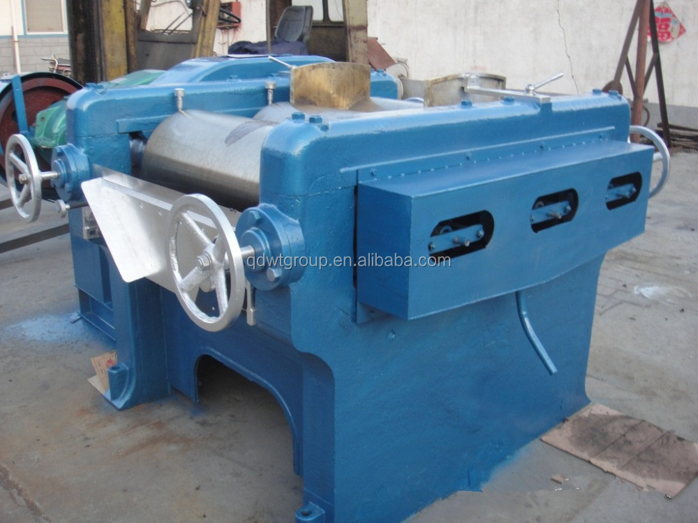 65 Small Scale Three Roller Mill For Lipstick Cosmetic