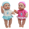 high quality drink and pee pee small baby dolls with Bottle & Potty