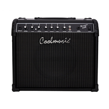15Watt Into 8ohms Custom Compact Practice Tubes Subwoofer Guitar Amp 3 Equalizer Amplifier Unique 15G
