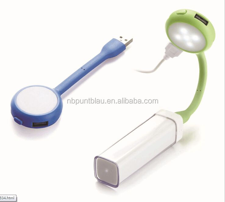New model USB lamp USB hub with light