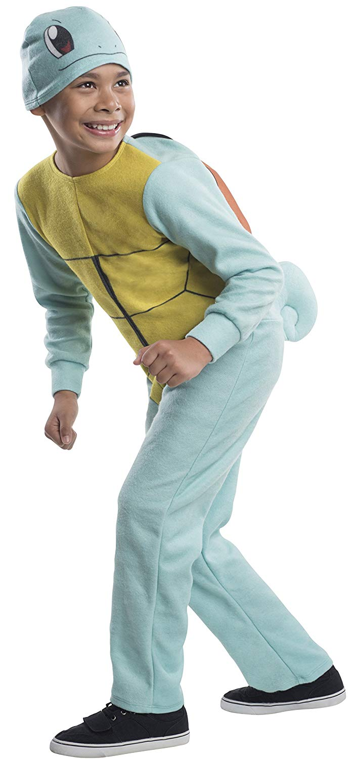 Rubie's Costume Pokemon Squirtle Child Costume, Small