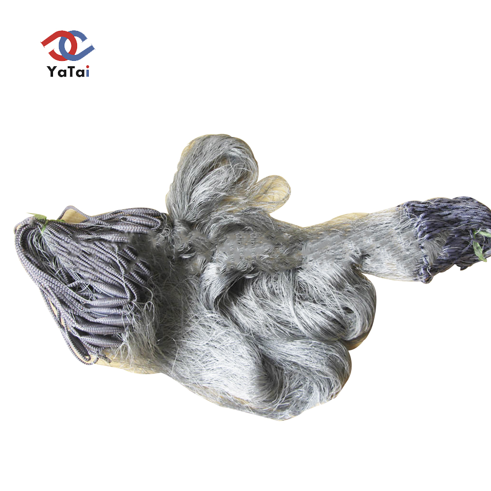 European market Fishing net Filand Nylon Monofilament Gill Nets Strong Gill nets