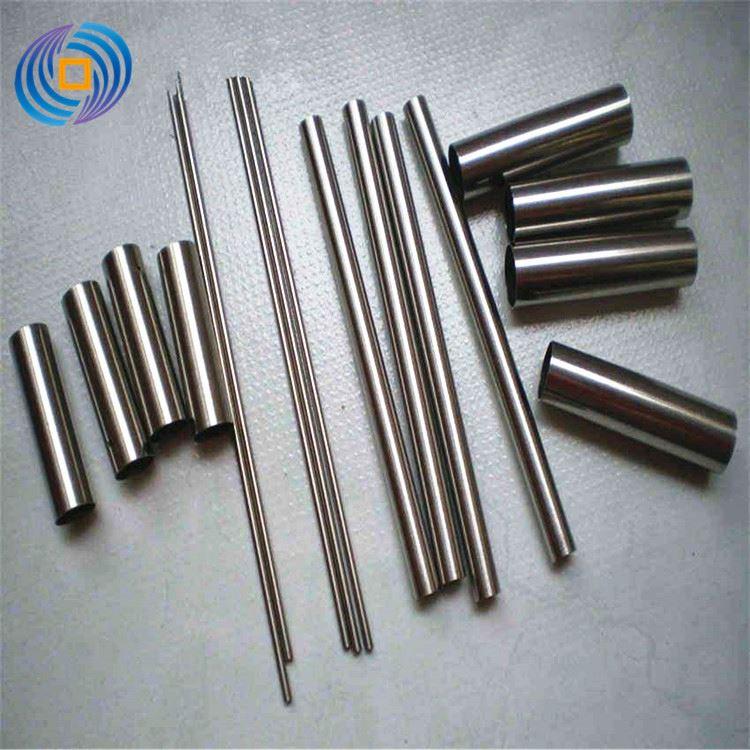 ASTM 300 sınıf OD 4.5mm 304 316 küçük çaplı mikro boyut kılcal paslanmaz çelik boru tıbbi cihaz enstrüman