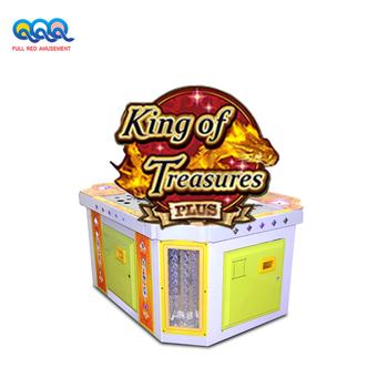 Phiên bản mới nhất 4 người chơi cá trò chơi Vua Của Kho Báu trong nhà