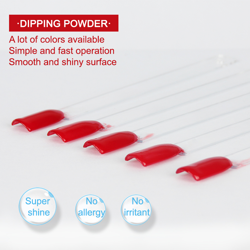 New hot selling products private label nail dipping powder system sets