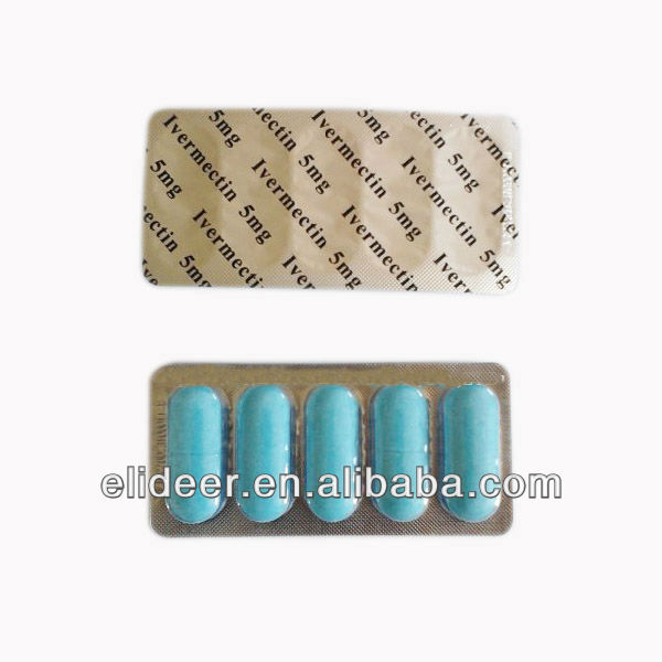dog worm tablets of Ivermectin tablets